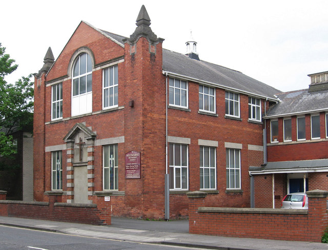 Hartlepool - Westbourne Methodist Church