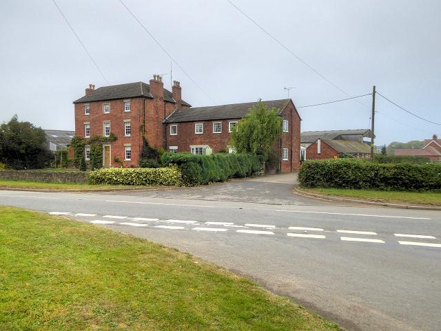 The Grange, Barrow Upon Trent
