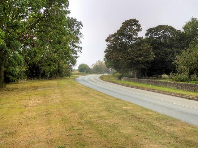 Twyford Road (A5132), Barrow Upon Trent