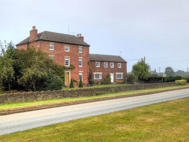 Barrow Upon Trent, The Grange