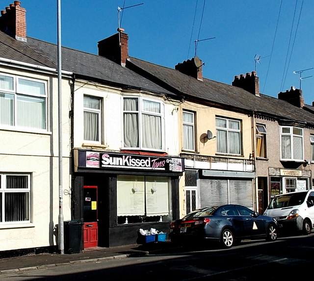 SunKissed Tans in Church Road, Newport