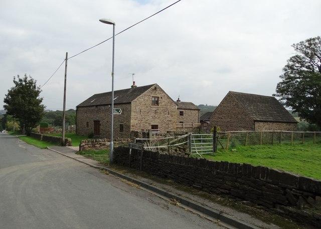 The Granary on Hay Green Lane, Birdwell