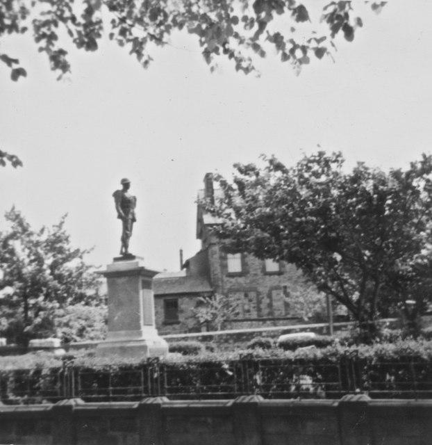 War memorial, Carnforth