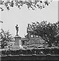 SD4970 : War memorial, Carnforth by Jonathan Hutchins
