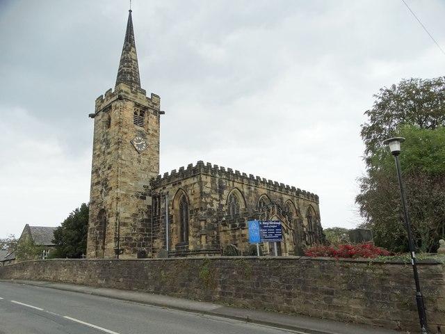 St Mary's Church, Worsbrough