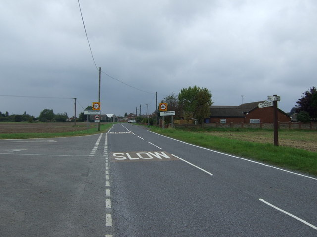 Entering Burringham