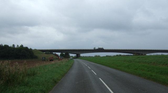 M180 bridge over the River Trent