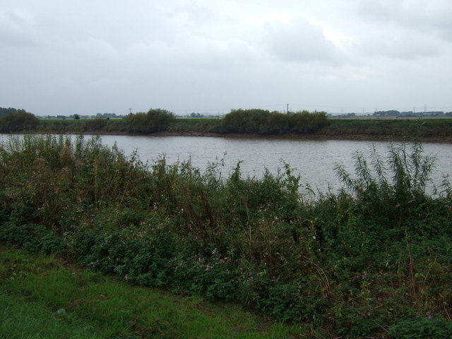 River Trent north of East Butterwick