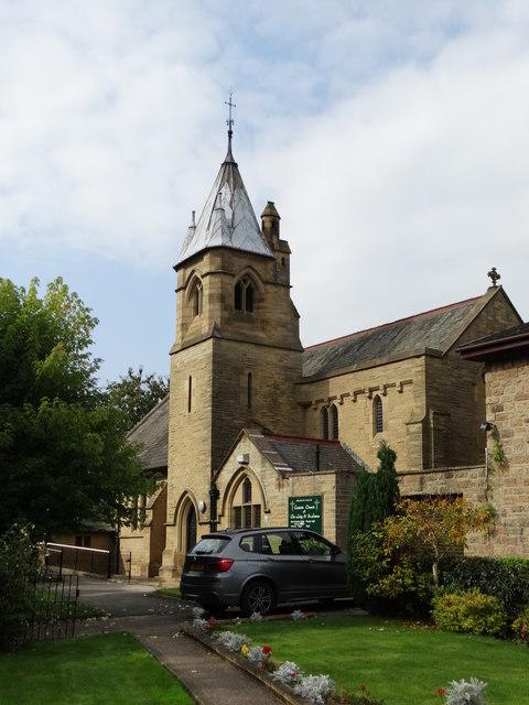 Catholic Church in Worsbrough