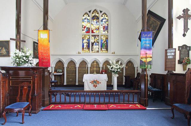 St Thomas, Church Lane, Noak Hill, Havering - Sanctuary