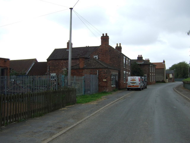 High Street, East Butterwick