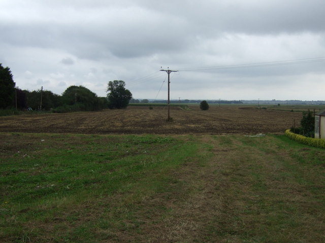 Farmland, East Butterwick