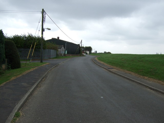 High Street, East Butterwick