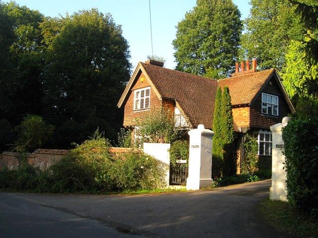 The Lodge, Spronkett's Lane
