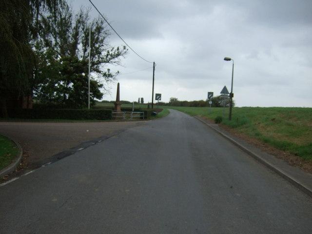 Leaving East Butterwick