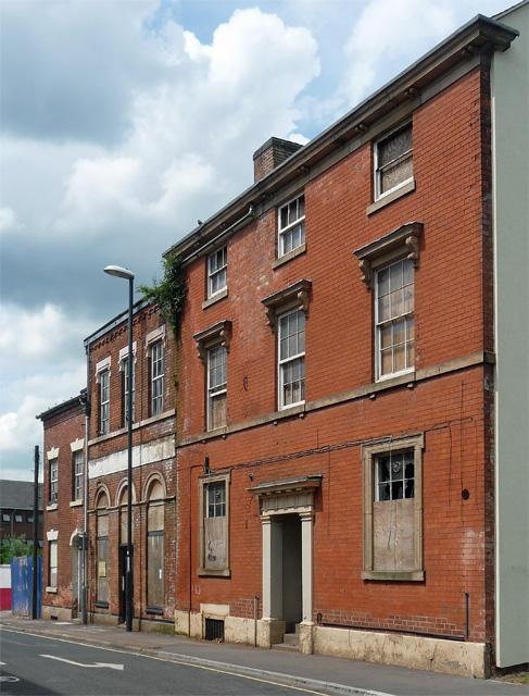 8-14 St Helen's Street, Derby