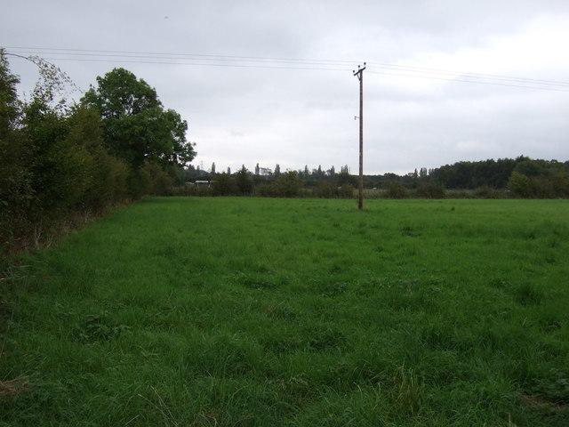 Farmland near Catchwater Farm