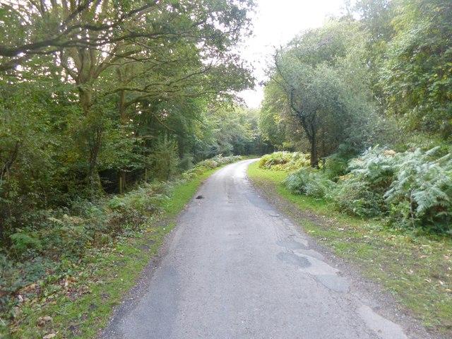 Woodgreen, minor road
