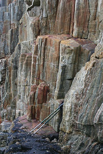 Rodded Quartzite