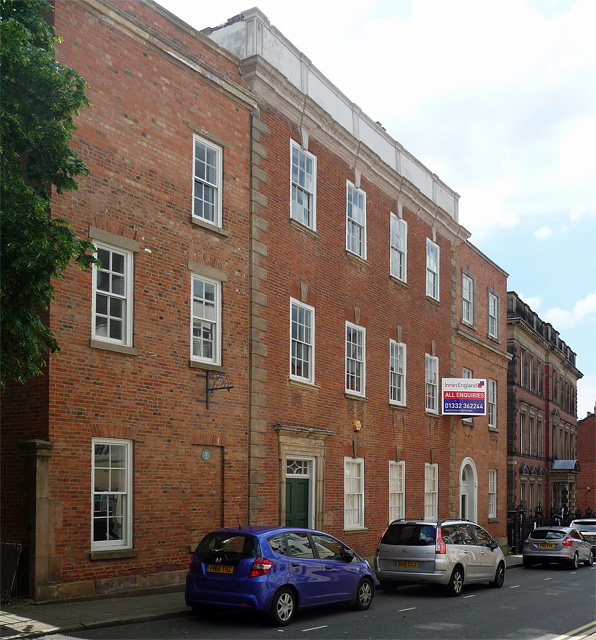 35-36 St Mary's Gate, Derby