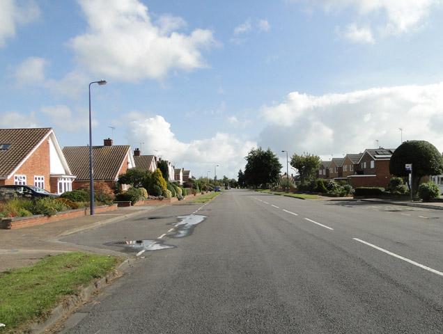 Colneis Road, Felixstowe