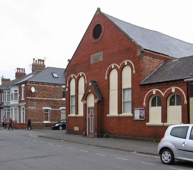 Hartlepool - New Life Church