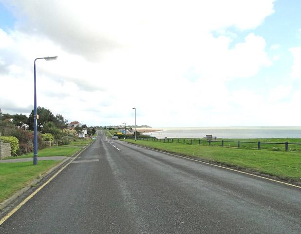 Cliff Road, Felixstowe