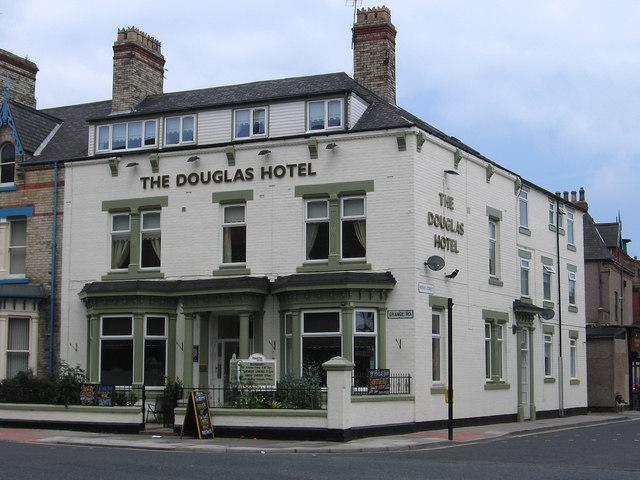 Hartlepool - The Douglas Hotel