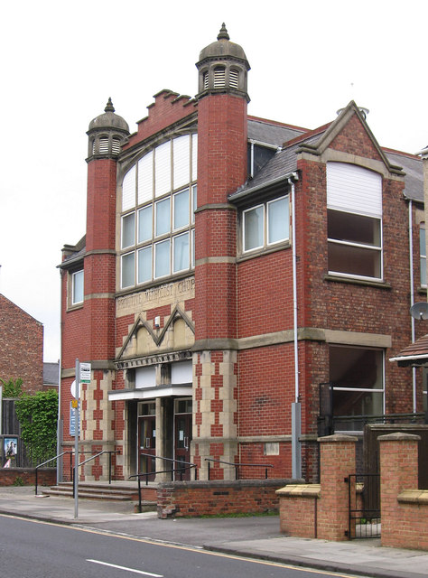 Hartlepool - Grange Road Methodist Church