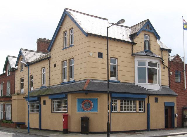 Hartlepool - Royal Naval Association building