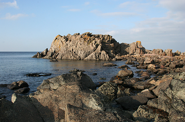 Rocks at East Head