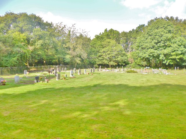 Woodgreen Cemetery
