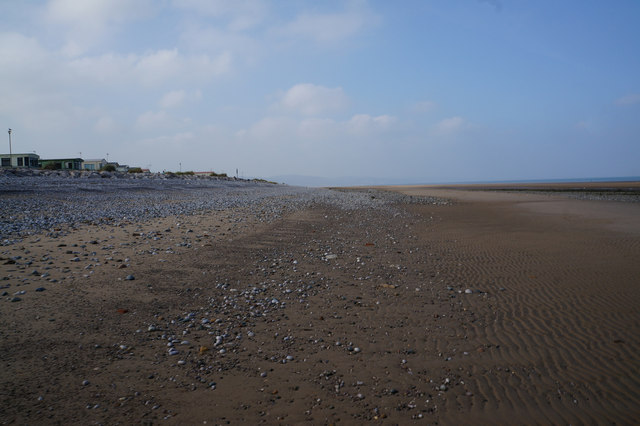 Kinmel Beach, North Wales
