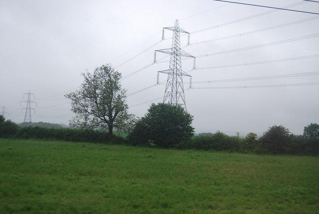 Pylon, Todd's Green