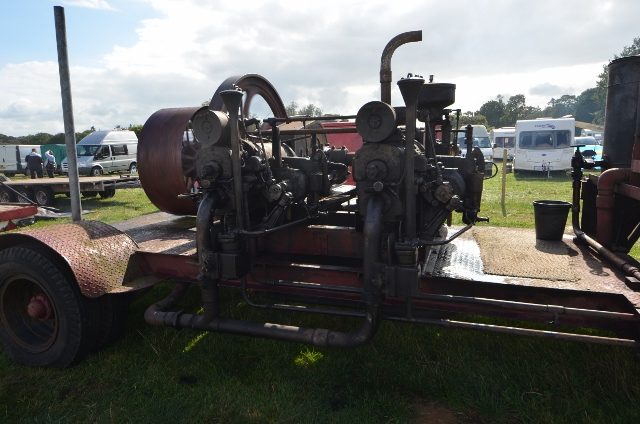 Crossley engine