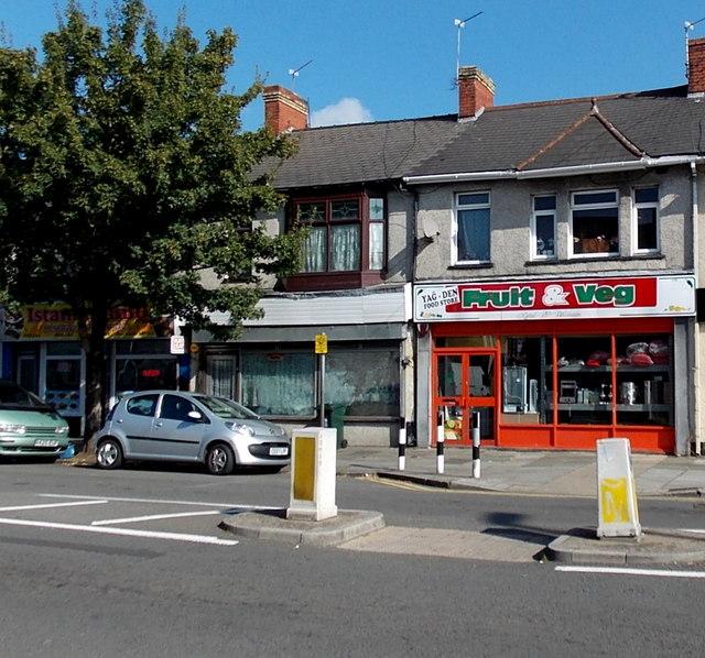 Yag Den Foodstore, Newport
