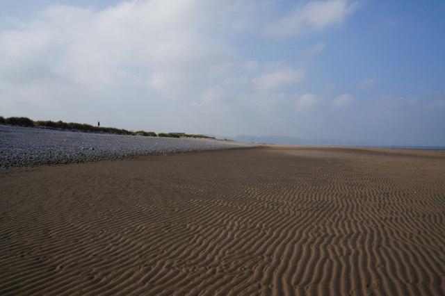Kinmel Beach, North Wales