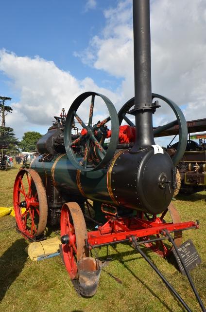 Burrell 1901 No2363 Portable Engine