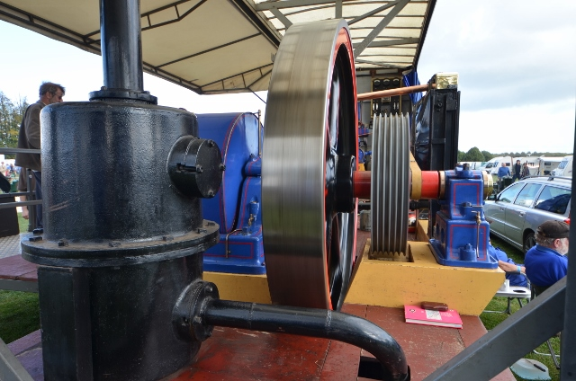Gardner 13HF Diesel Engine