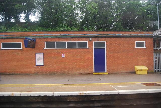 Hitchin Station