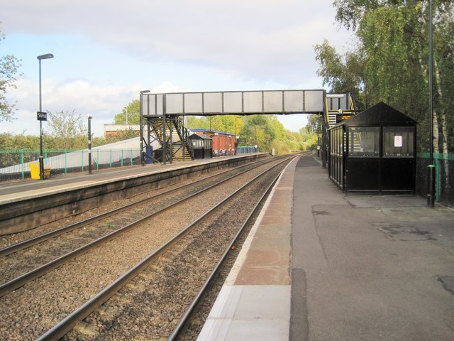 Shifnal railway station, Shropshire