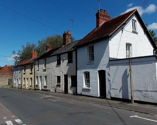 Pound Street houses, Warminster