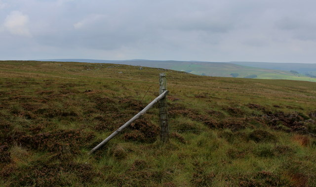 Redundant Post on Black Hill Drive