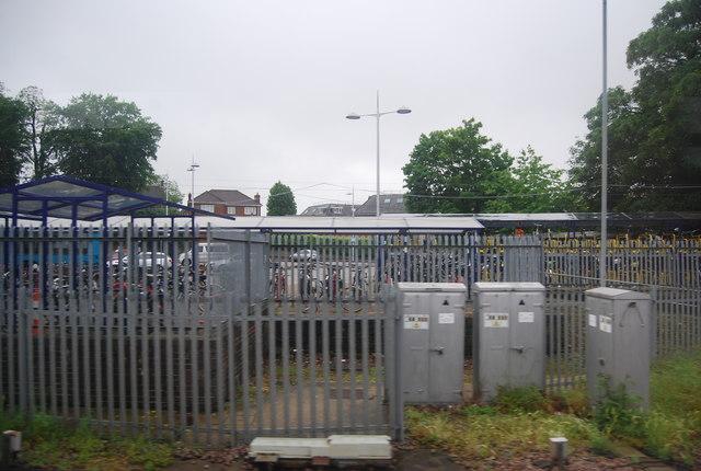 Near Hitchin Station