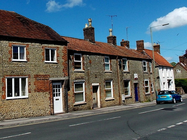 From West Street to Vicarage Street, Warminster