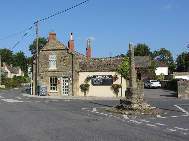 White Hart Inn in Ashton Keynes