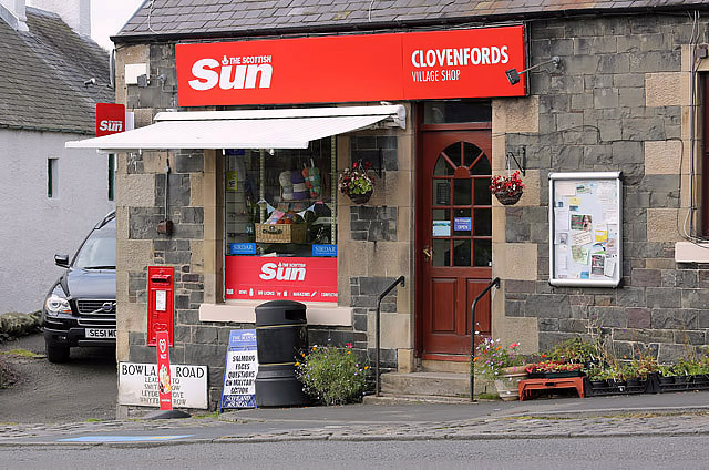 Clovenfords Village Shop