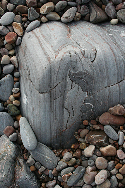 Contorted Rock