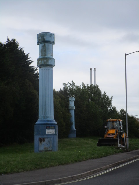 Vents on Portfield Road