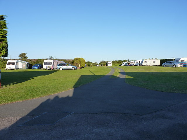 South Cockett caravan & camping site